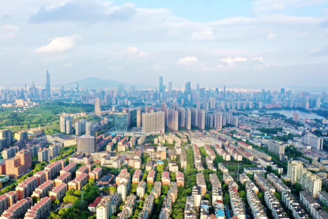 """南京""""十四五""""发展目标:超大城市!"""