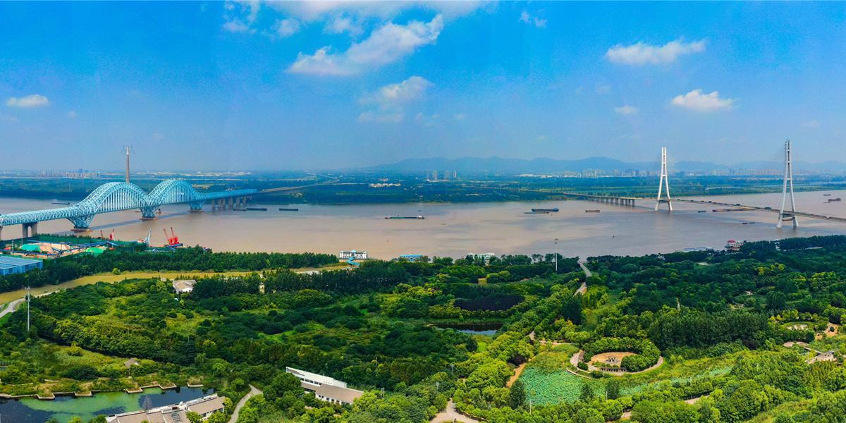"""千年前的""""南京都市圈""""是什么样的?"""