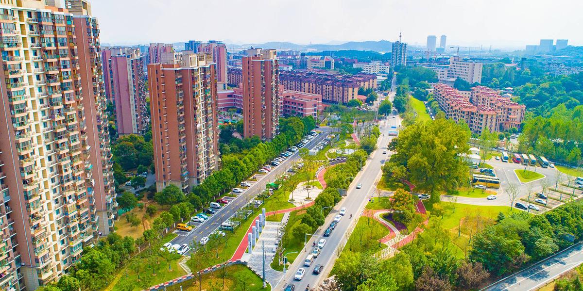 南京今年再建50公里绿道18个游园绿地