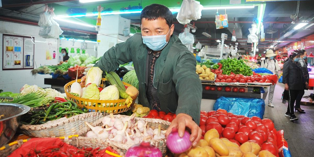 """南京""""菜篮子""""三成蔬菜来自都市圈"""