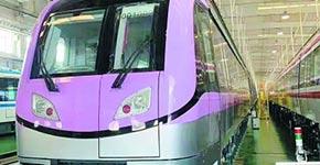 宁句城际列车首次亮相