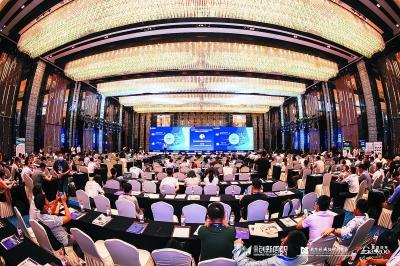 2021中國下一代汽車高質量發展論壇現場。通訊員供圖