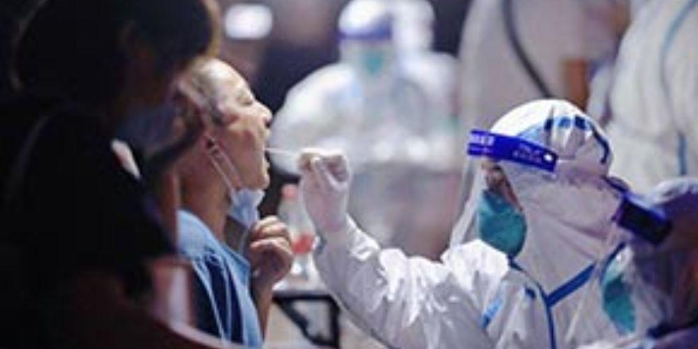 南京連夜開始全員核酸檢測