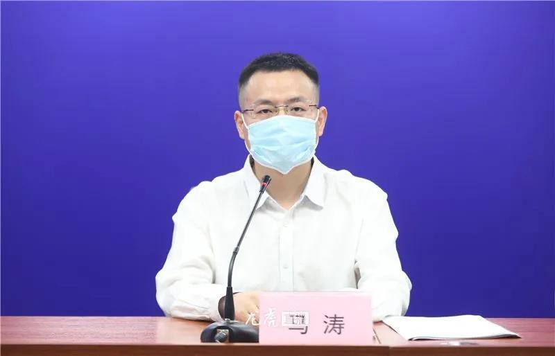 南京市疾控中心急性传染病防制科副主任医师马涛。图源:龙虎网