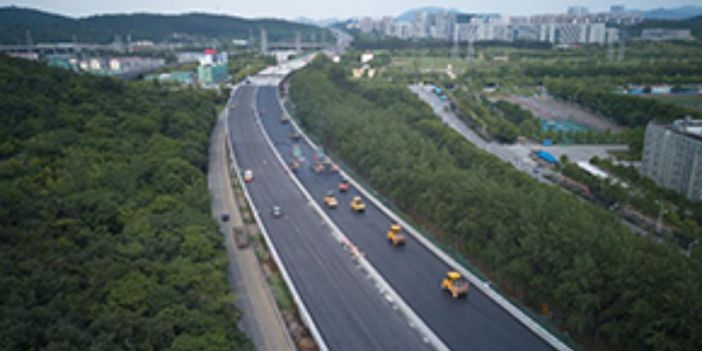 312國道南京段改擴建工程穩步推進