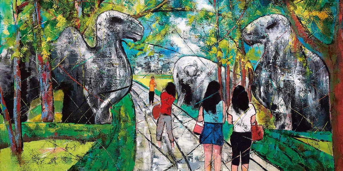 此心安處是吾鄉——一位法國畫家的南京故事