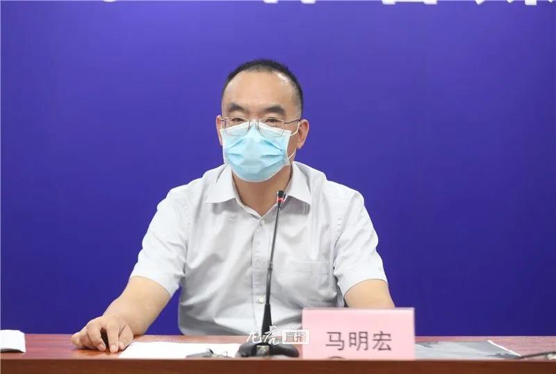江宁区交通运输局副局长马明宏。图源:龙虎网