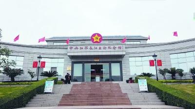 中央红军长征出发纪念馆。 南报融媒体记者 费寿涛摄