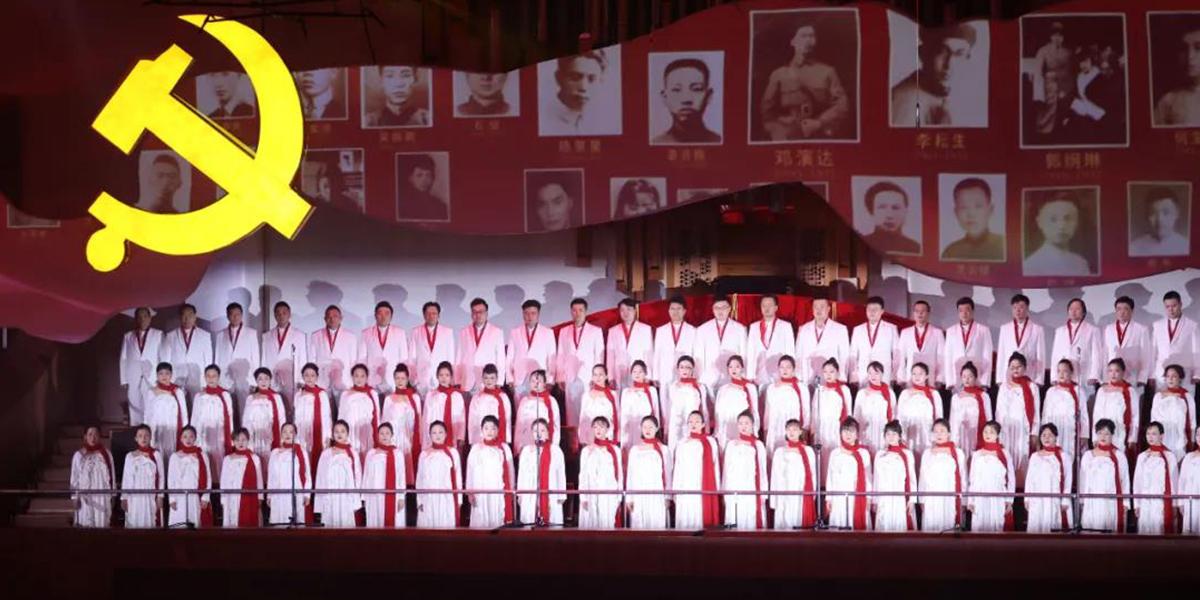 """品读南京   红色艺术课堂 让党史学习教育""""活""""起来"""