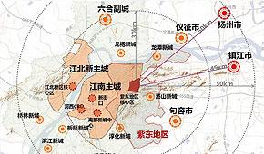 """市委书记为今年紫东建设""""划重点"""""""