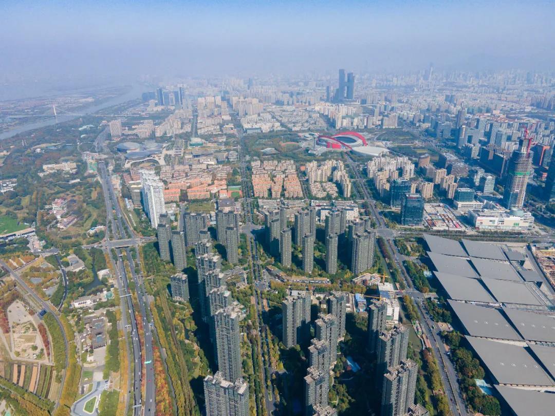 近年来,南京出台各类惠企政策。图源:视觉中国